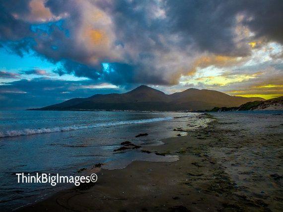 Ireland Landscape Photography Mourne Mountains By Thinkbigimages Ireland Landscape Landscape Outdoor Landscape Lighting