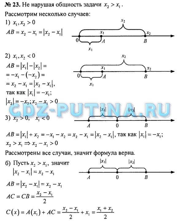 Готовое домашнее задание по алгебре 8 класс никольский