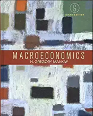 solution manual for macroeconomics 9th edition by n gregory mankiw