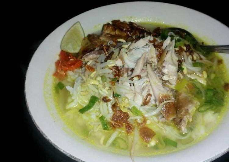 Resep Soto Seger Boyolali Oleh Swasti Mukti Resep Resep Sup Makanan Resep