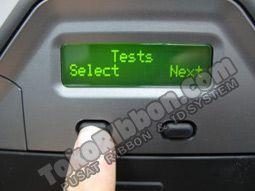Teknik Cara Mudah Melakukan Self Test Printer Fargo HDP5000 ada di