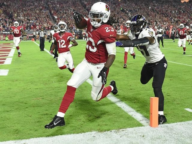 3 Takeaways From The 1st Half Of Arizona Cardinals Vs Baltimore