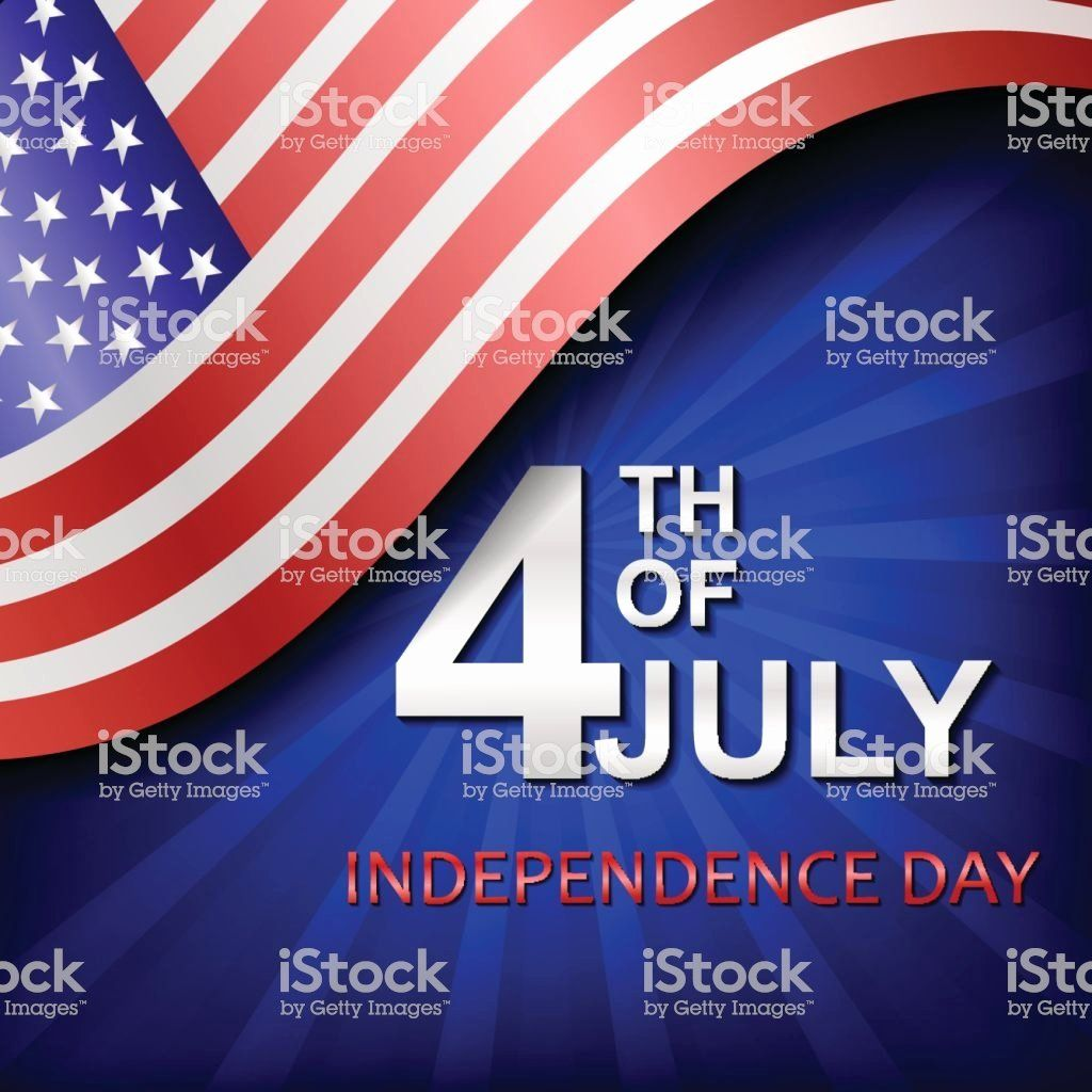 Postcard Template Adobe Illustrator Beautiful 4th July American Independence Day Celebration Firework In 2020 Postcard Template Postcard Independence Day