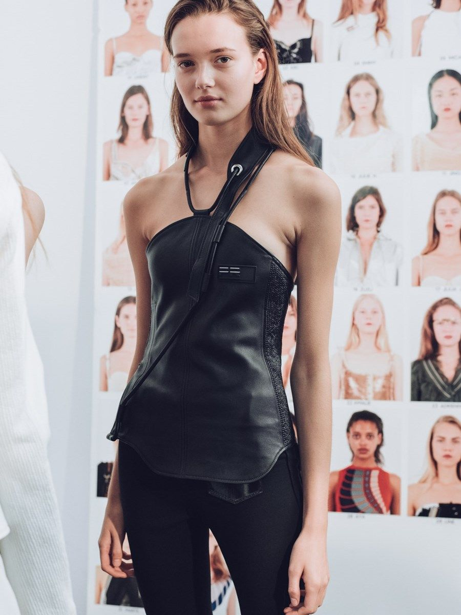 Paco Rabanne SS16 Backstage