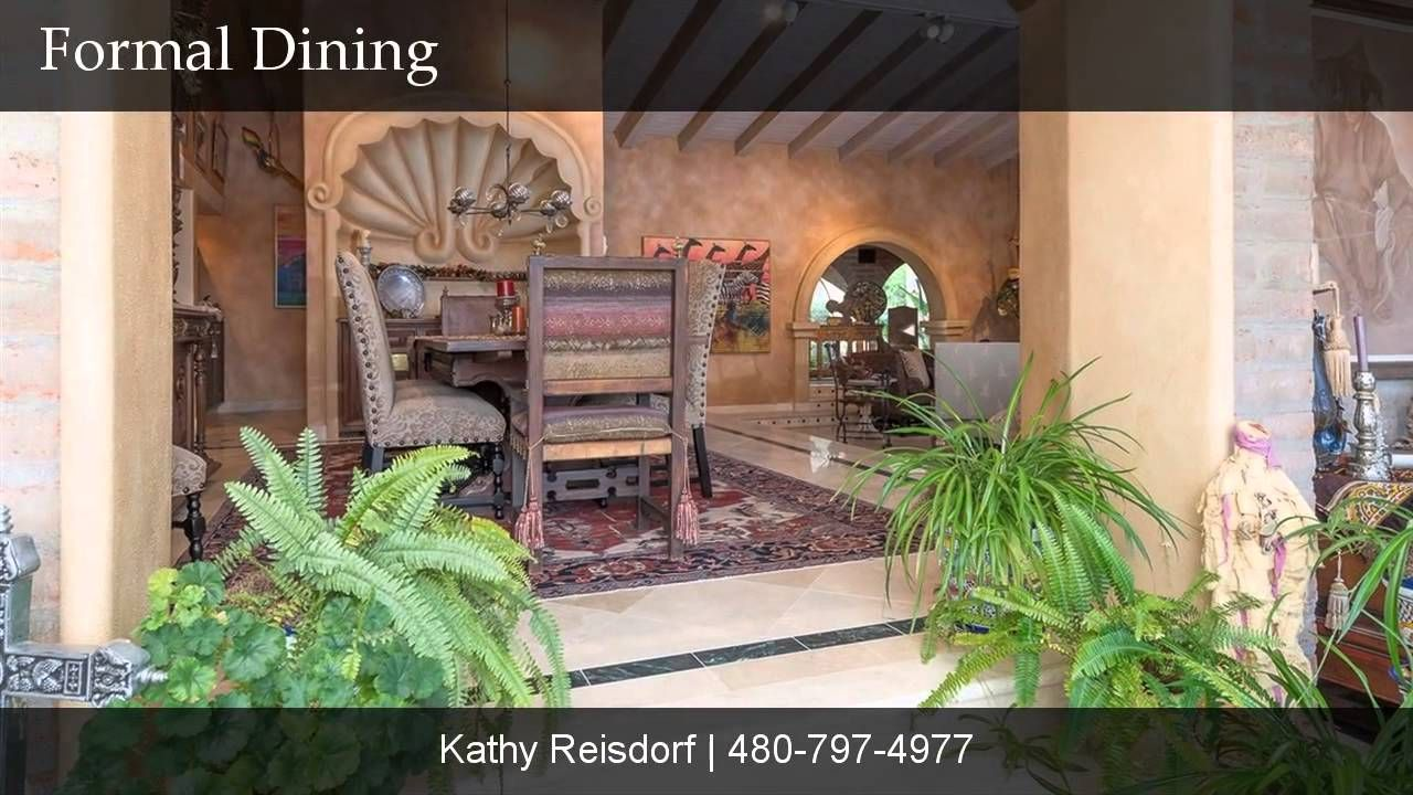 7502 E. Clearwater Parkway, Paradise Valley, AZ 85253 #ForSaleInParadiseValley  KathyReisdorf.com
