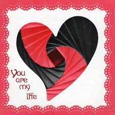 fold out heart cards google search birthday cards gift cards