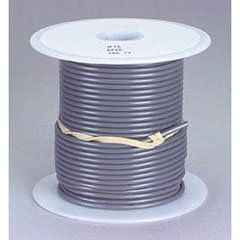 JSC Wire 16 AWG Gray Primary Hook Up Wire 100 ft. USA by JSC Wire ...