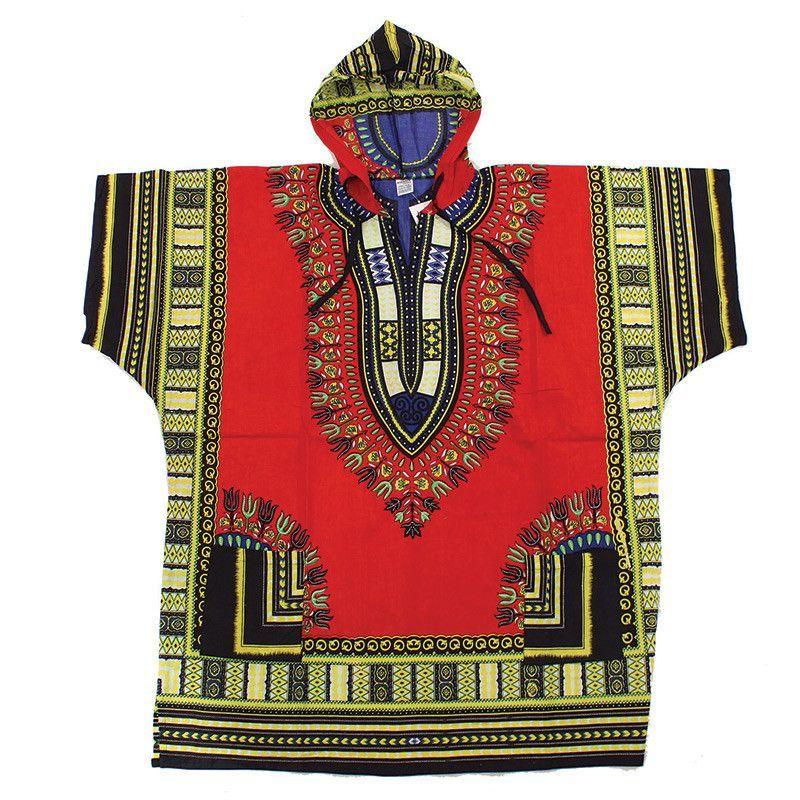 Hooded Dashiki