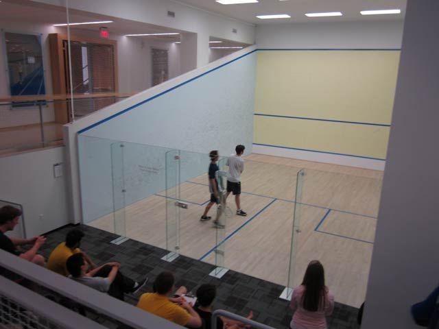 Squash Court Sport