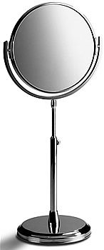 Samuel Heath Adjustable Height Tall 1x 5x Reversing Vanity Mirror