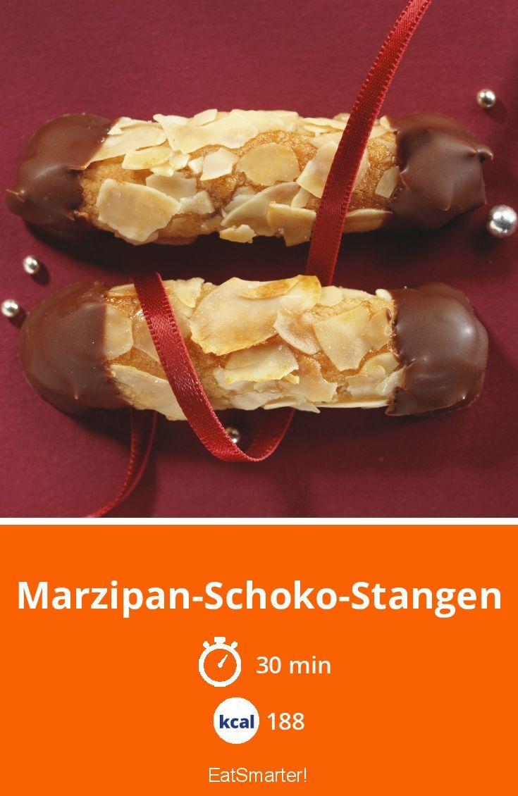 Photo of Marzipan chocolate bars
