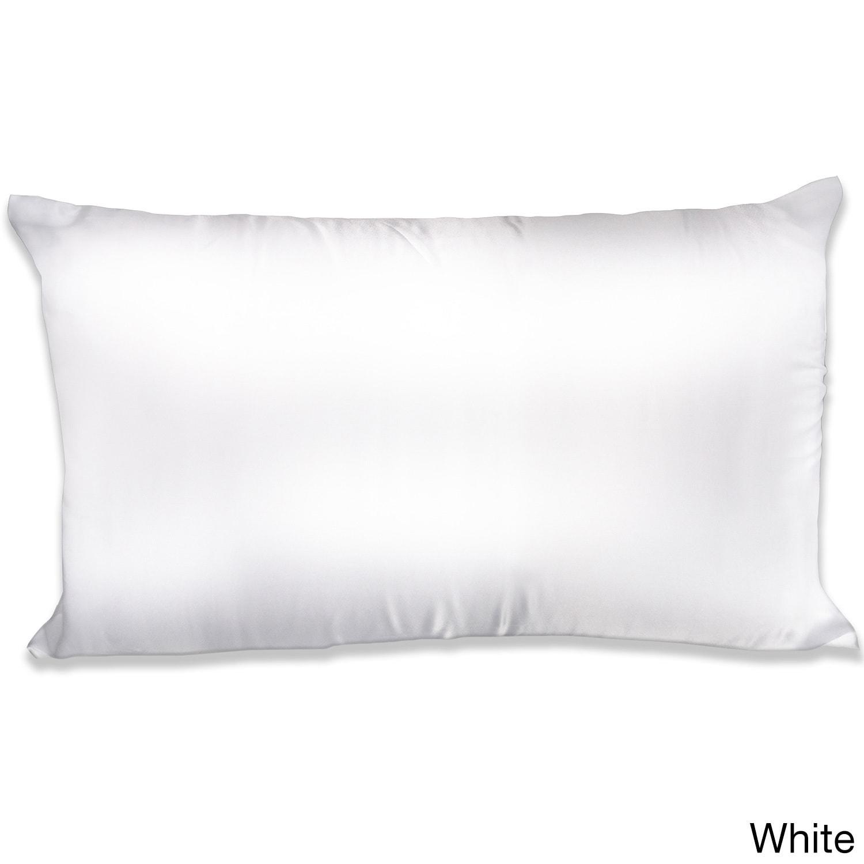 Spasilk Satin Hair Beauty Pillowcases Hair Breakage Pillow Cases Satin Pillowcase
