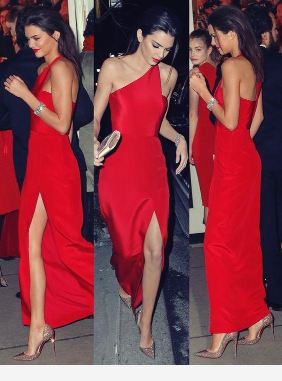 38+ Red dress celebrity information