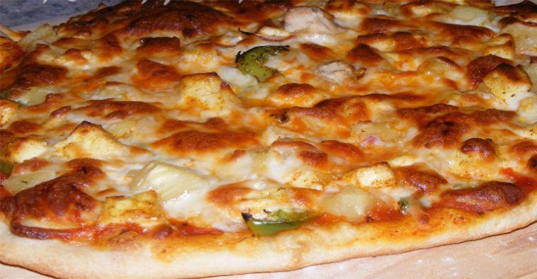 American Times Food |   This Pizza Will Drive You Crazy!