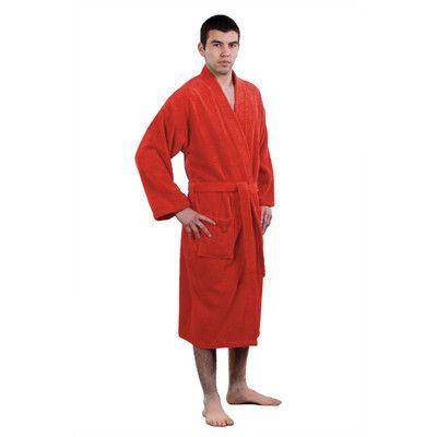 909b0f8ab3 The Twillery Co. Fontaine Kimono 100% Turkish Cotton Bathrobe ...