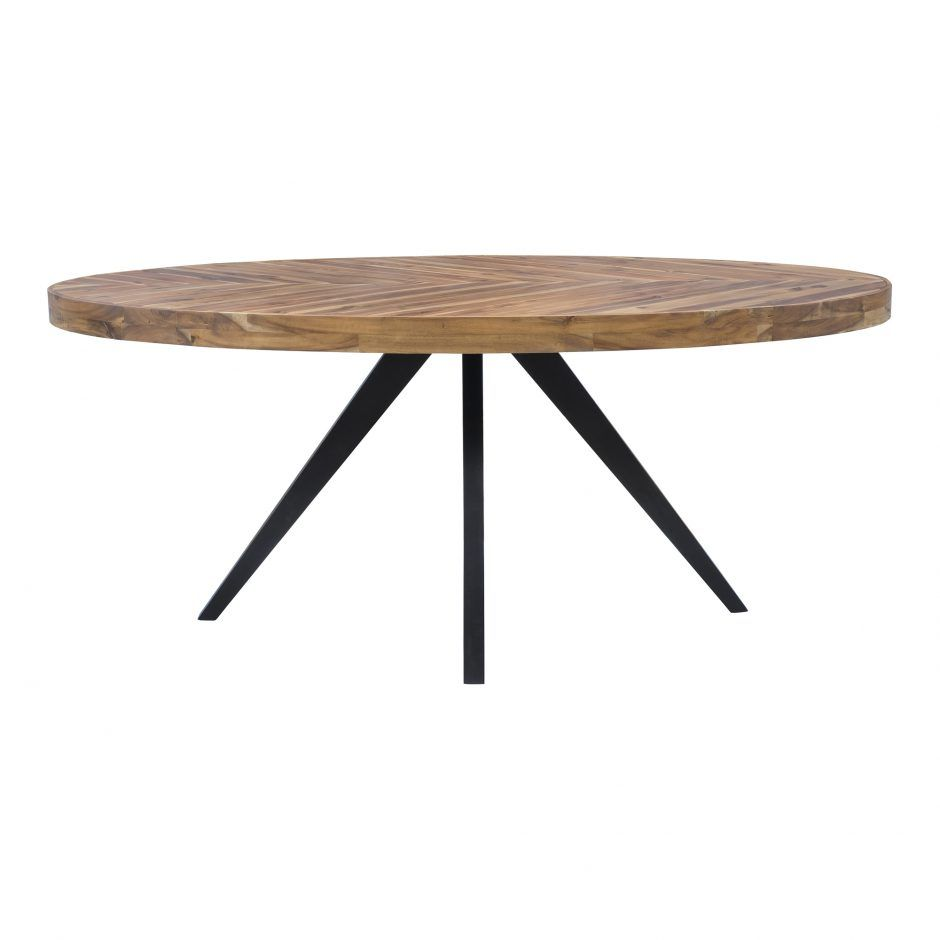 Parq Oval Dining Table Oval Table Dining Dining Table In