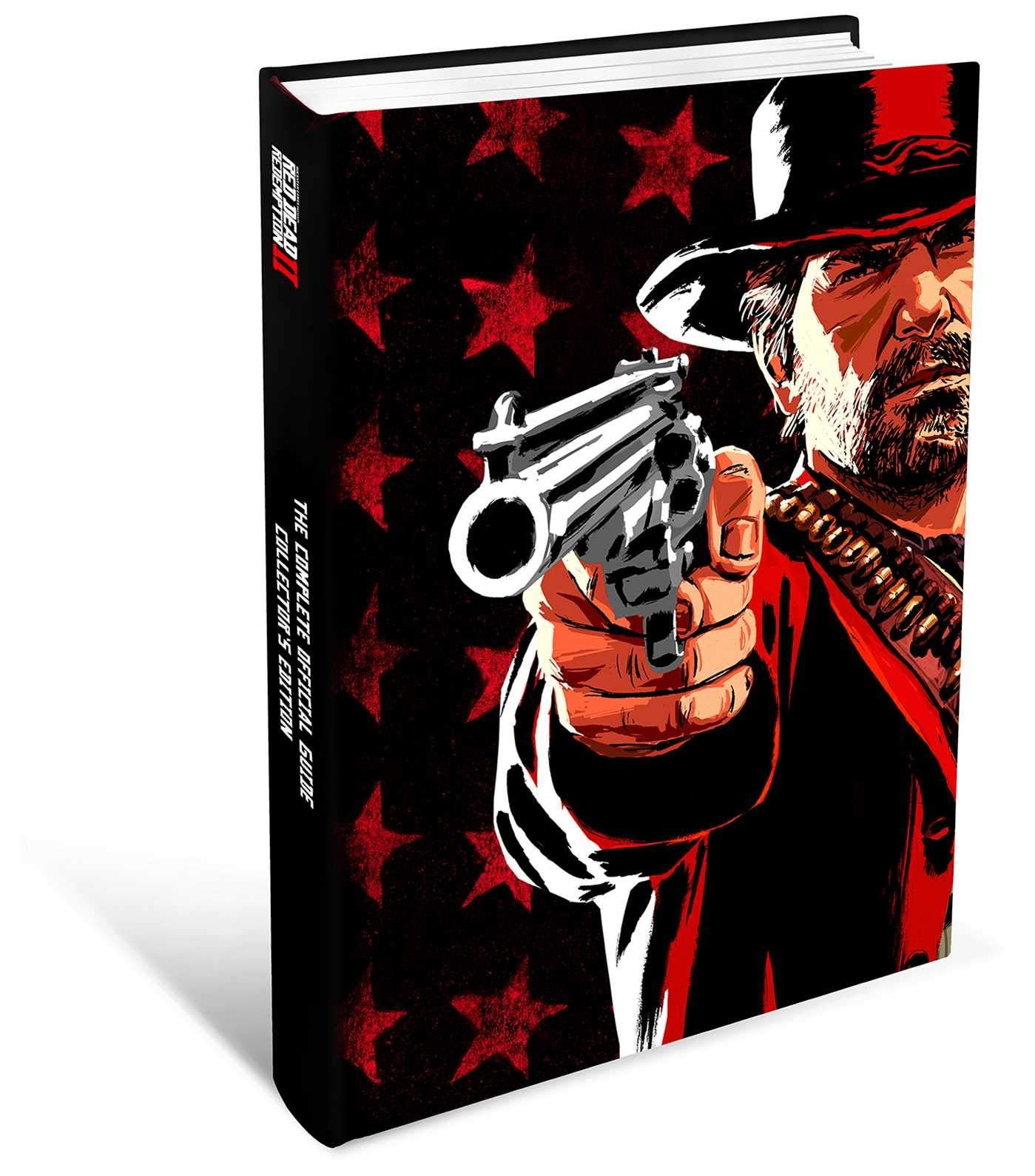 Red Dead Redemption 2 The Complete Official Guide Collector S