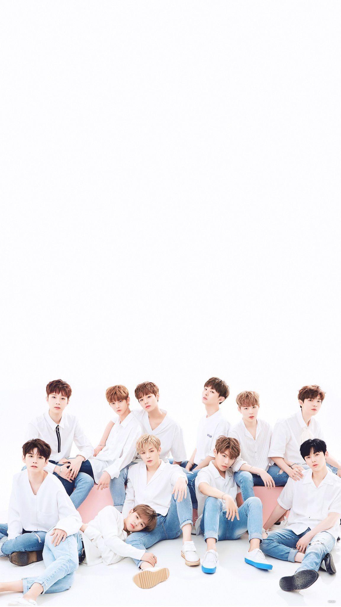 Wanna One Lockscreen Kpop Lagu Dan Orang