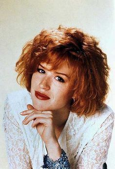 Film's Most Influential Hairstyle | Molly ringwald, The ... |Molly Ringwald Breakfast Club Hair