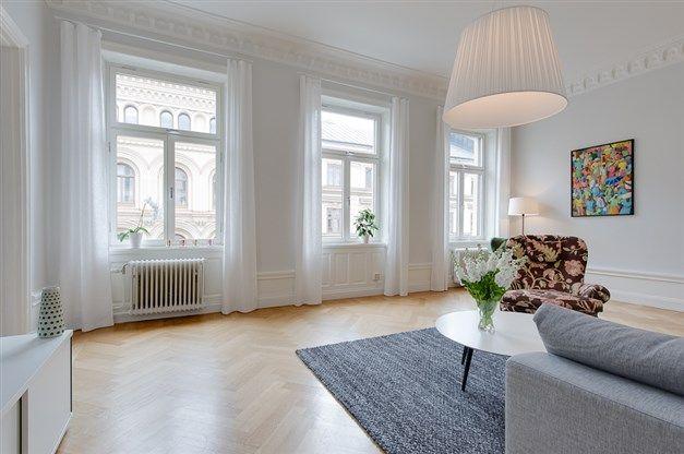 Bostadsrätt till salu på Hantverkargatan 28, 3 tr i Stockholm - Mäklarhuset