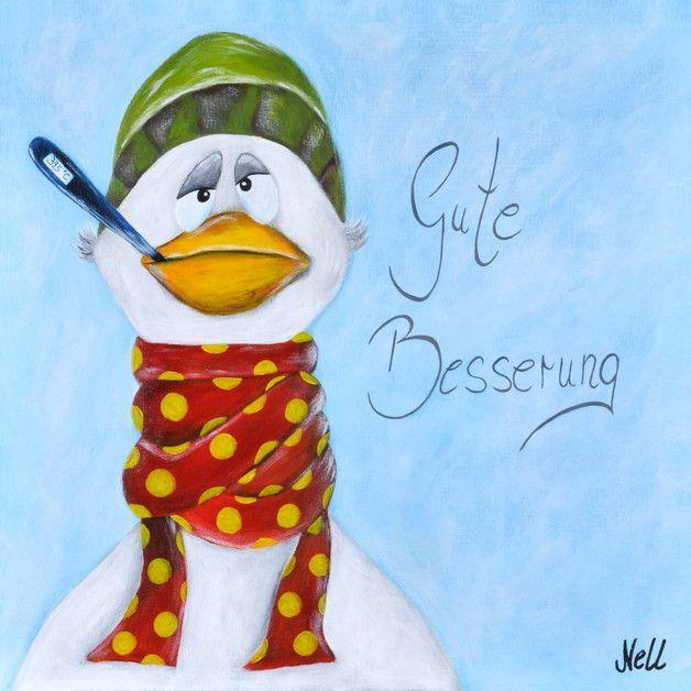Postkarte! Eigenes gemaltes Motiv! (mit Bildern)   Wünsche ...