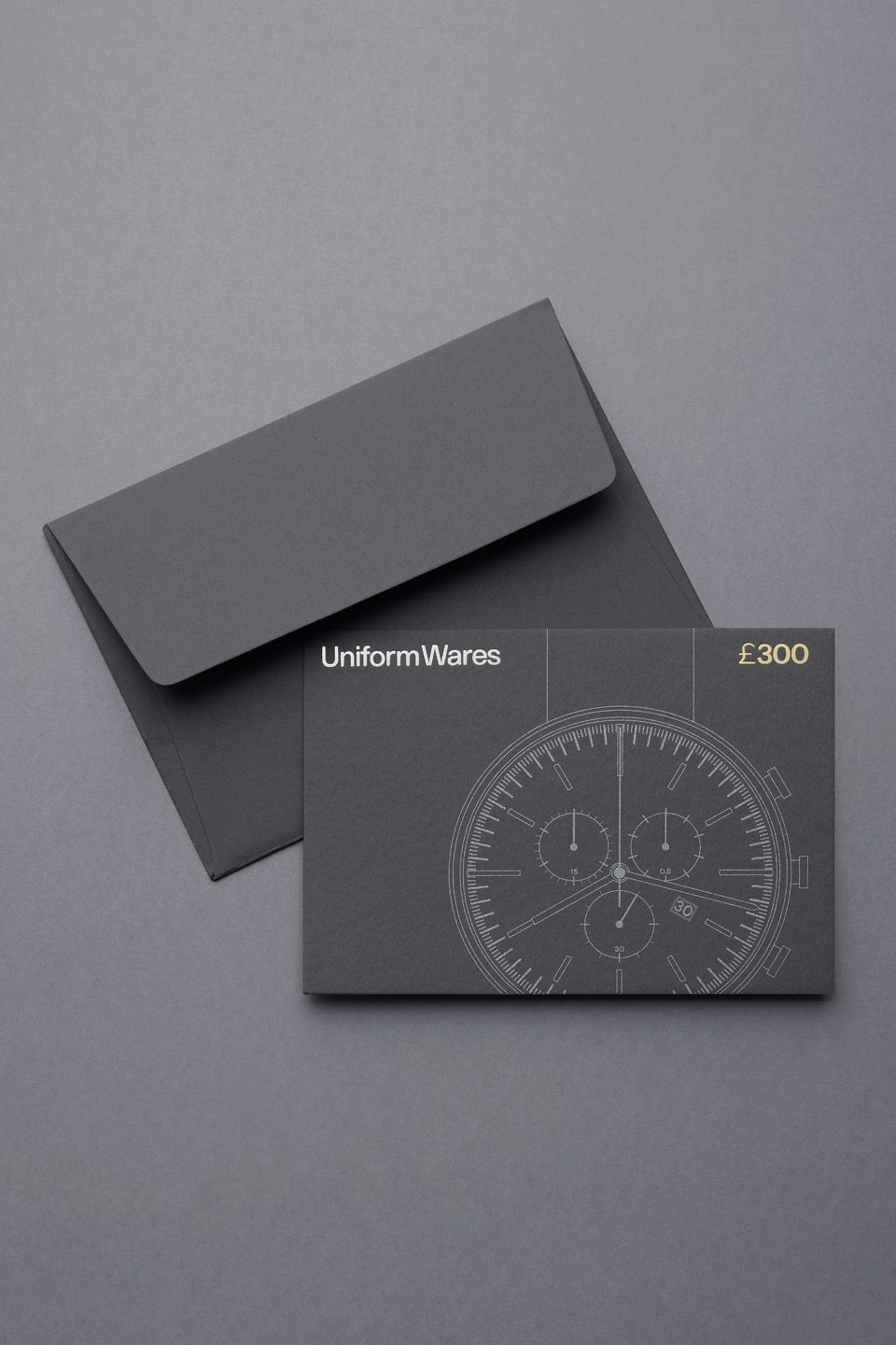 uniformwares gift voucher envelope designing business pinterest