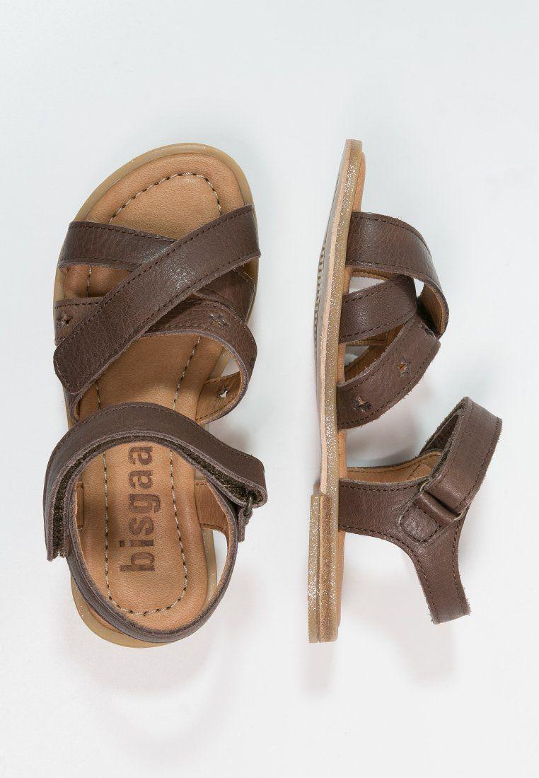 Bisgaard - Sandale - brown