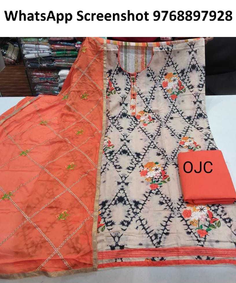 Cotton Suits Bright And Pastel Colours Skin Friendly