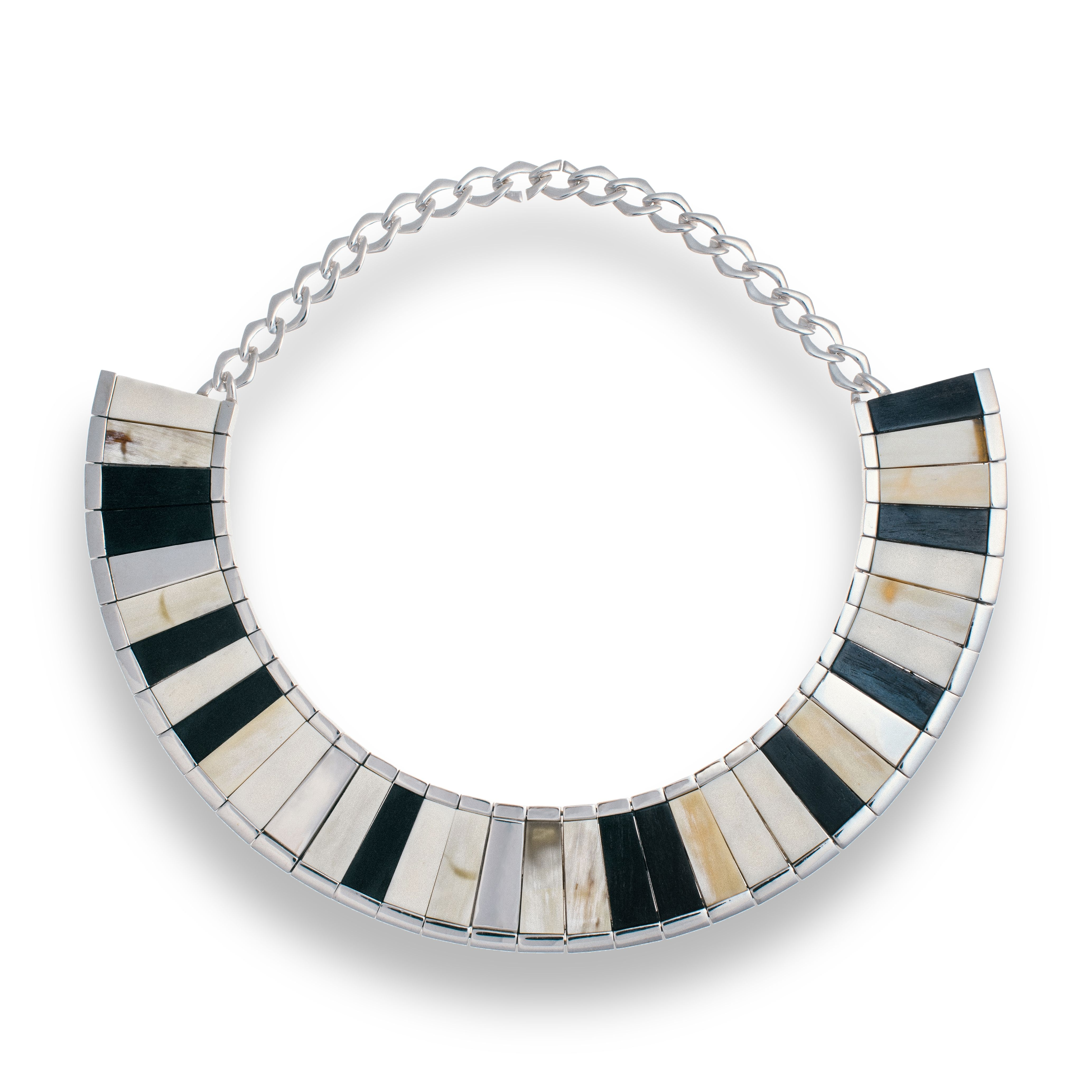 Hissia Ife Horn Gold Bracelet SiEFEgUG1W
