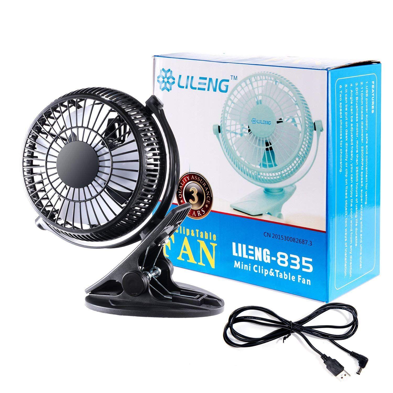 Portable Fan Mini Usb Desktop Fan Air Cooling Fan For Babbies
