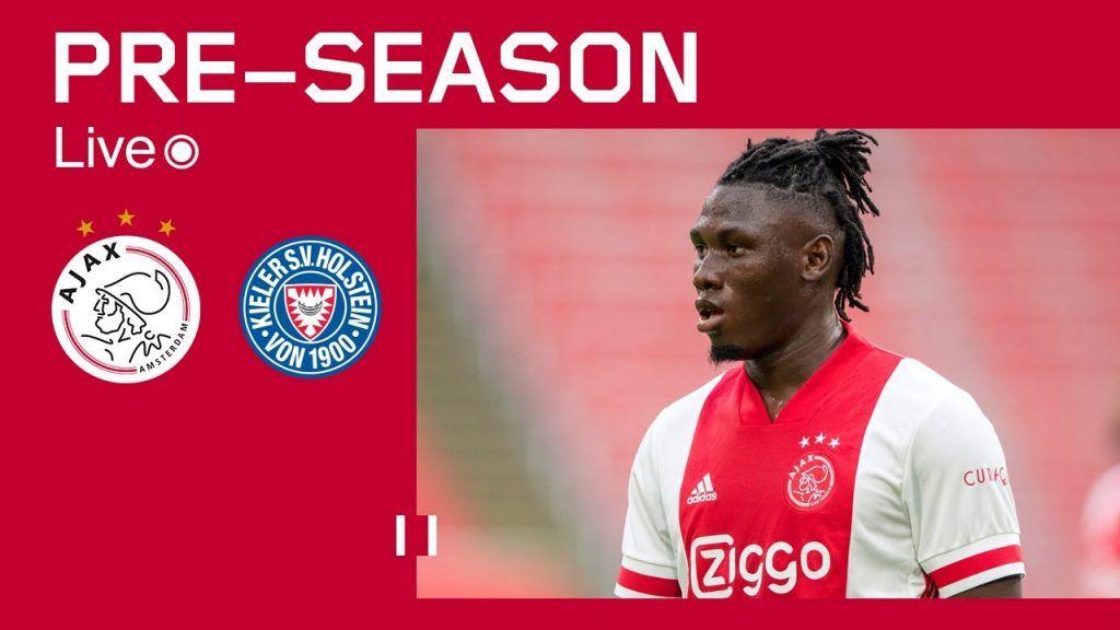 Como Assistir Ajax X Holstein Kiel Futebol Ao Vivo Amistoso 2020 Futebol Stats Futebol Ao Vivo Futebol Kiel