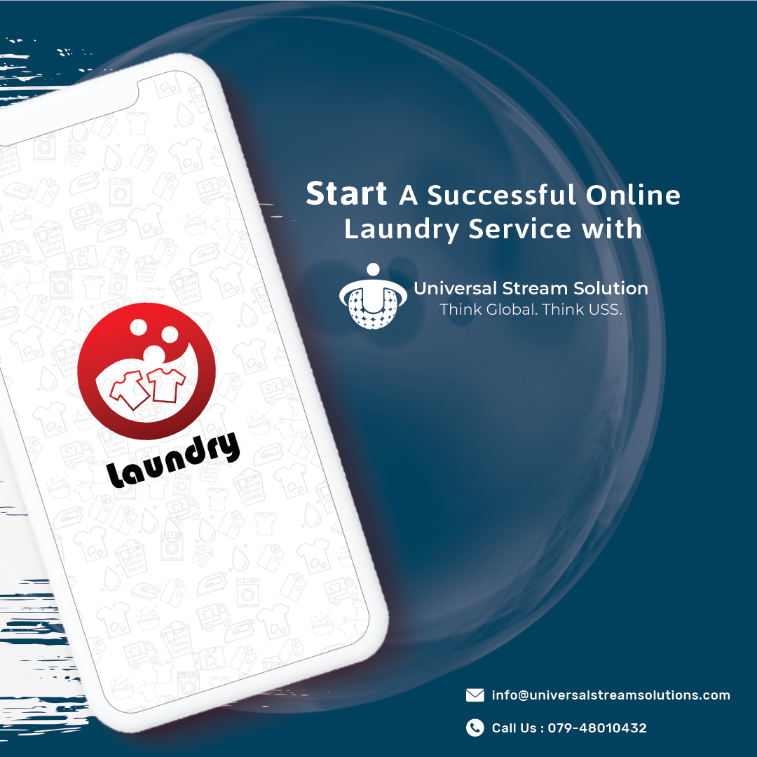 Start A Successful Online Laundry Service With Universal Stream