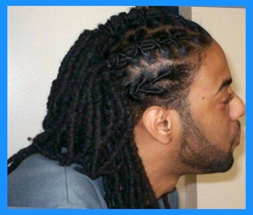 Dread Hairstyles For Men Short Dreadlock Styles For Men  Trendy Black Men's Hairstyles