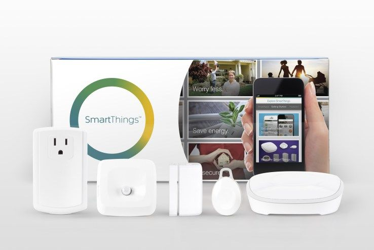 Samsung In Talks To Scoop Up SmartThings For Around $200 Million | TechCrunch