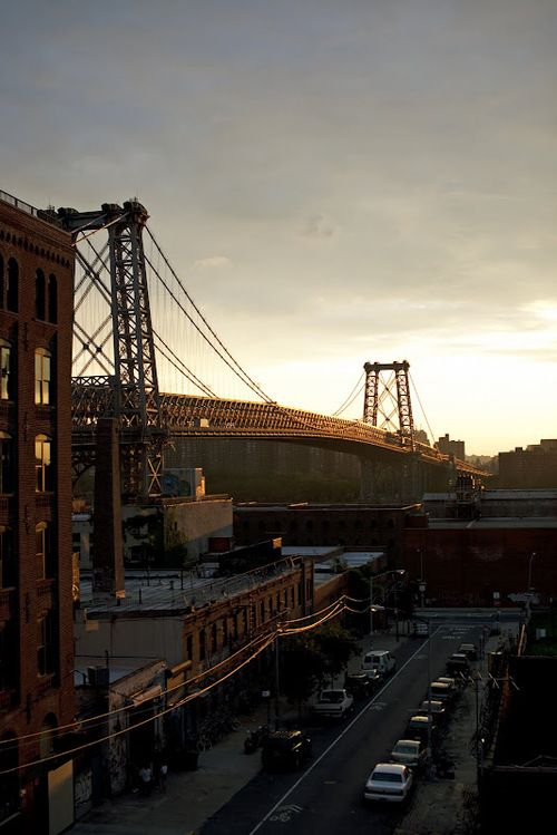 Williamsburg Bridge, Bay Bridge, Photo