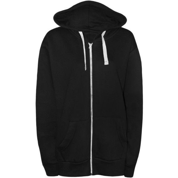 Plain Hooded Sweatshirt