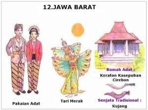34 Provinsi Rumah adat, Pakaian Adat, Tarian Tradisional ...