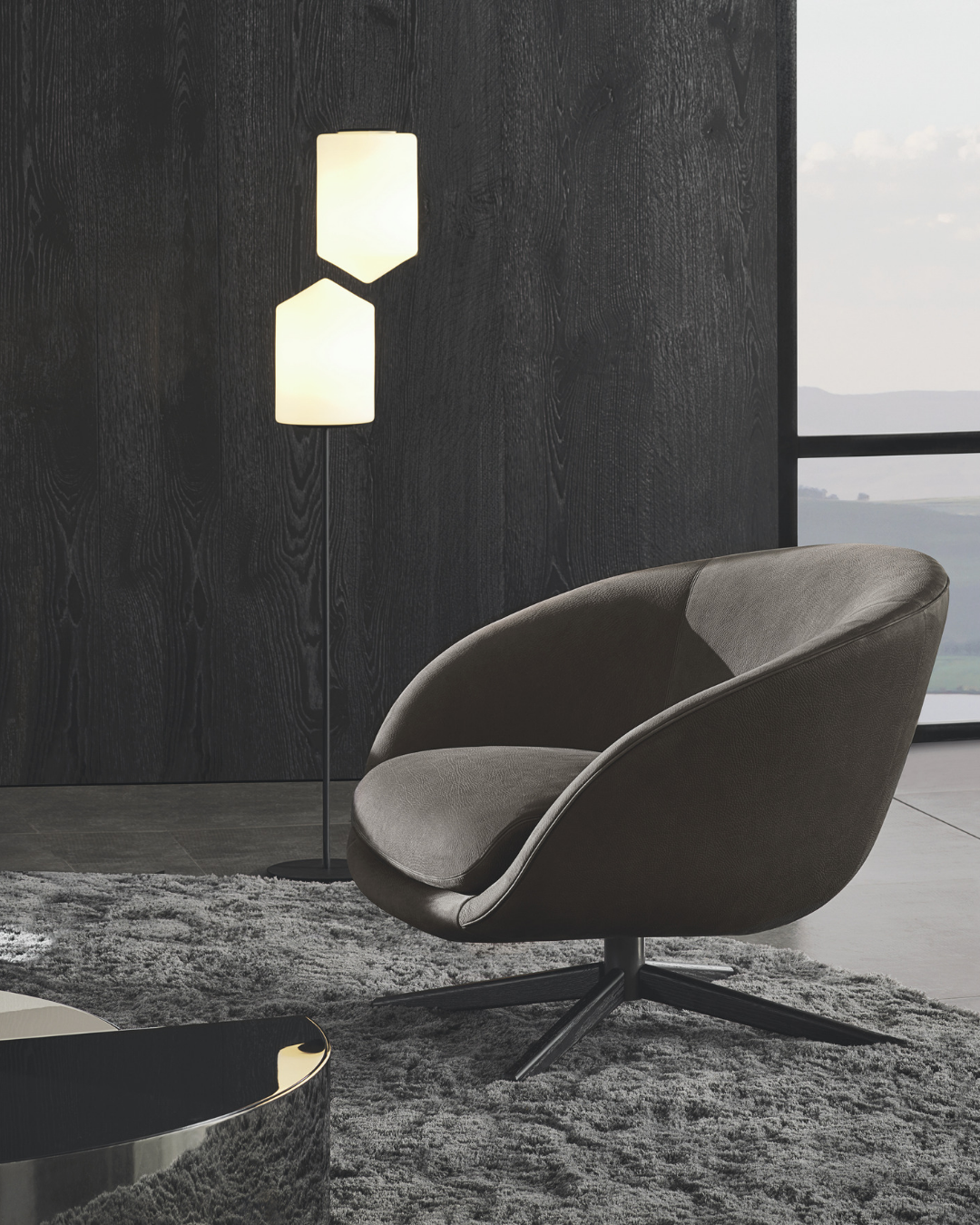 We Love The Beautiful Simplicity Of The Russell Armchair It