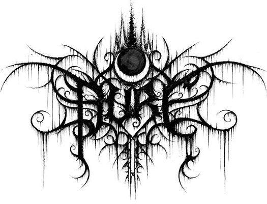 Tattoo black metal font Tattoo Fonts