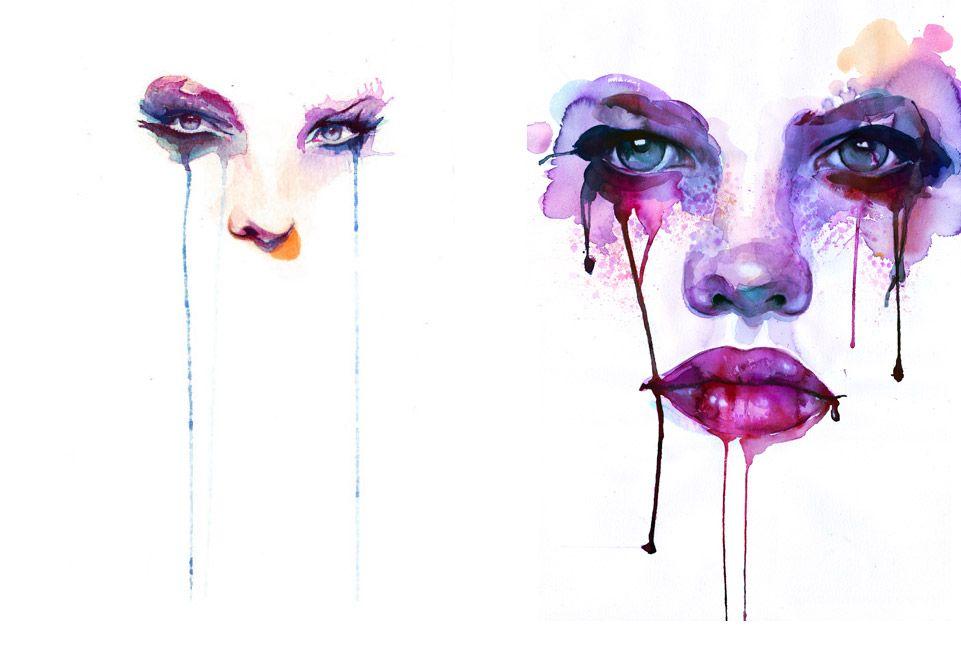 Marion Bolognesi Watercolor 1