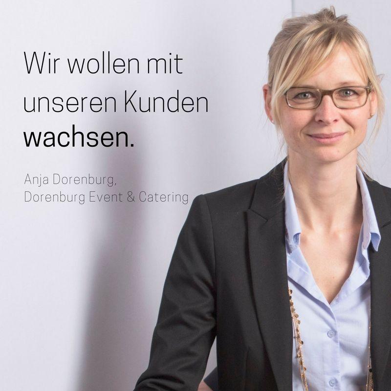 Event Und Catering Ein Experten Interview Mit Anja Dorenburg Interview Catering Tipps