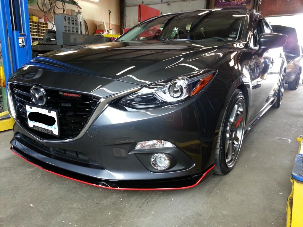 Body kits aero kits body accessories list as seen on mazda3 s page