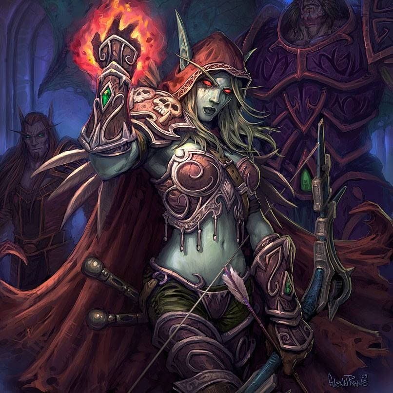 She Was Eternally Wronged When Arthas Menethil Transformed Her Into An Undead Banshee But Has