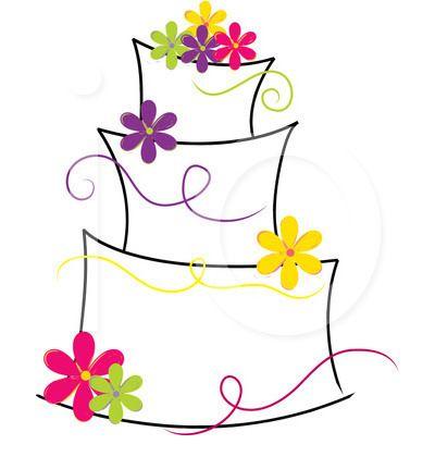 royalty free rf cake clipart art pinterest cake clip art rh pinterest com wedding cake clipart black wedding cake clipart images