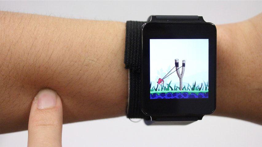 Carnegie Mellon University Smart Watch Futuristic Technology Wearable Tech