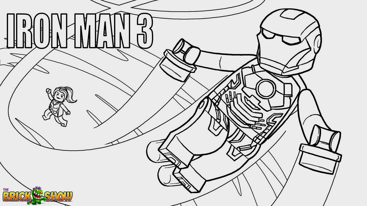 Lego Superheroes Coloring Pages | Coloring Pages | Pinterest ...