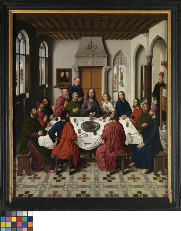 BOUTS Dieric or Diederic - Flemish (Louvain c.1415 -1475 ...