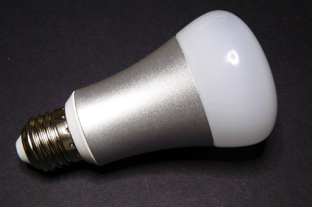 WiFi Smart LED Light Bulb Works with Alexa Smartphone