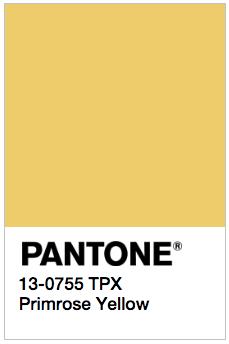 pantone's spring 2017 color trend forecast | burlap, pantone and