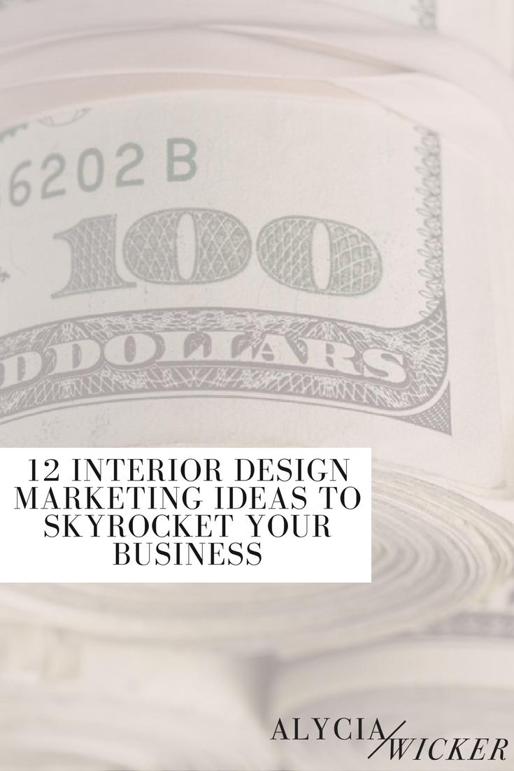 interior design marketing ideas to skyrocket your business companies also rh cl pinterest